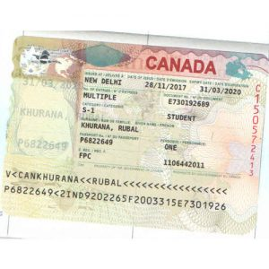 Rubal - Canada Visa