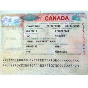 Lovepreet - Canada Visa