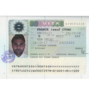 Rohtash Visa