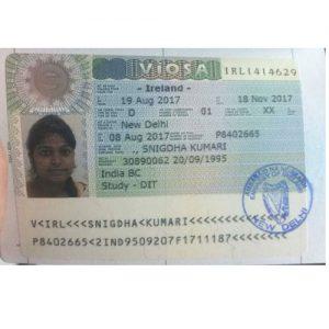 Snigdha Visa