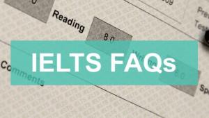 IELTS FAQ