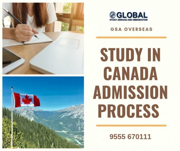 Study in Canada Admission Process | Know How to Apply for University and College