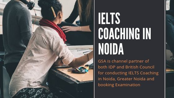 Ielts coaching in Noida